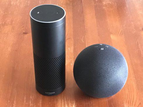 Amazon Echo第4世代比較