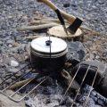 焚き火用ロストル